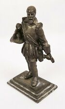 Rare Vintage Roisin Hugh O'Neill, Earl of Tyrone Irish Lord Pewter Figurine