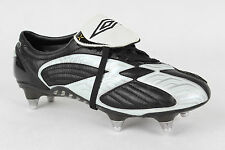 UMBRO X Boot III A AK SG Pro Leather Soccer Football Shoes boots Size 6UK US7
