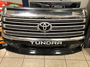 Kyle Busch Motorsports Kbm Toyota Truck Nascar Race Used Nose