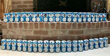 RC cola baseball cans COMPLETE