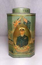 "Bushells Blue Label Tea ""First Federal Parliament at Canberra"" Souvenir 1929 Tin"