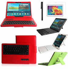 "Remove Bluetooth Keyboard Leather Case Cover For Samsung Galaxy Tab S 8.4"" T700"