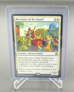 Recruiter of the Guard MTG Conspiracy take the Crown CN2