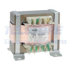 1pcs Tsl15/001 Trasformatore di rete 230vac 200v 6 3v 0 03a 1 1a INDEL