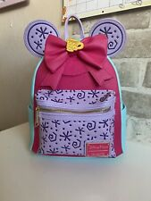 More details for minnie mouse main attraction mmma march bag loungefly with tags 3/12