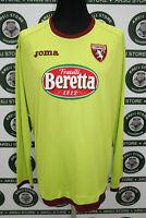 Maglia calcio TORINO MATCH WORN shirt trikot maillot jersey camiseta PORTIERE GK