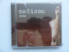 CD Album MADISON Choke  ILIAD 013    METALCORE  HARD