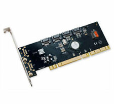 Syba PCI-X Disk Controllers & RAID Cards