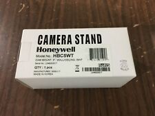 Honeywell HBC5WT Wall Or Ceiling Mounted Camera Stand new surplus.