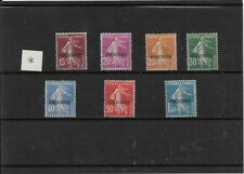 TIMBRES ANDORRE - SEMEUSES *