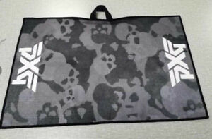 PXG DARKNESS 26 SKULL GOLF TOWEL … NEW FREE P&P IN THE UK
