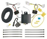 Trailer Wiring Harness Kit For 16-19 Nissan Maxima All Styles Plug & Play T-One