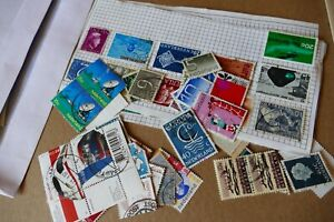 50 Netherlands/ Holland  postage stamps philately kiloware postal
