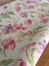 New Laura Ashley Gosford Cyclamen Fabric Material 15 Avail Price Pr M Pink