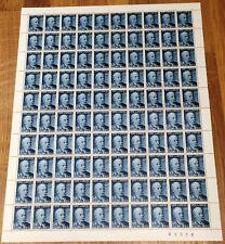 Norway Full Sheet 1951 Arne Garborg 45 øre blue - MNH