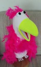 Black light Effective Ventriloquist Bird Puppet-ministry,Education-NEW