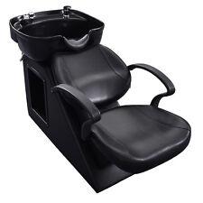 Salon Backwash Bowl Shampoo Sink Barber Chair Hair Spa Equipment Station Basic