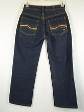 Enyce Womens/Misses Blue Jeans Straight Leg Size 29