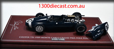 Biante 1/43 Cooper T51 Monte Carlo Pole Winner Stirling Moss