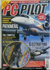 PC Pilot January February 2016 Electrafying Virtual Airlines FREE SHIPPING sb