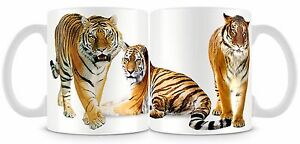 Tiger Mug 11oz Tigers