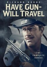Have Gun Will Travel: The Complete Series (DVD,2010)