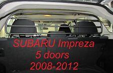 Rejilla Separadora hierro SUBARU Impreza 5p 2008-2012, para perros y maletas