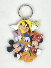 Disney Parks Mickey Mouse Characters Key Chain NWOT