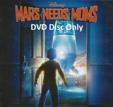 Disney Mars Needs Moms DVD Only | Canadian Version Region 1 | Brand New Disc