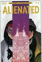 Alienated (Boom! 2020 miniseries) choice of issue