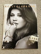 KELLY CLARKSON - STRONGER TOUR Programme / Book  RARE