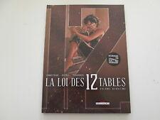 LA LOI DES 12 TABLES T2 EO2006 TTBE VOLUME DEUXIEME EDITION ORIGINALE