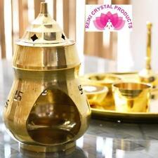 Brass Aroma Incense Burner Camphor Lamp/Kapur Lamp