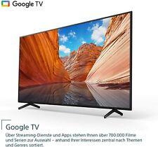 KD-50X80J Sony 4k Fernseher netflix google 2021 wie samsung panasonic lg tv