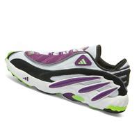 ADIDAS MENS Shoes FYW 98 - White, Purple & Green - EG5196