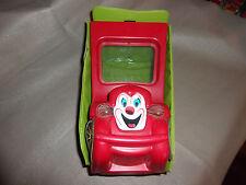 Vintage Bozo The Clown Circus Car Case