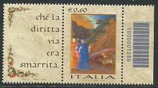 REPUBBLICA ITALIANA - 2009 Lingua italiana con codice a barre 1286 (2)