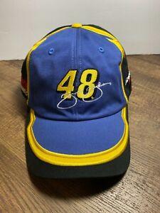 Jimmie Johnson Gatorade Hat Brand New Hendrick Motorsports #48 NASCAR