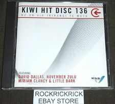 KIWI HIT DISC VOL 136 (NZ ON AIR) -16 TRACK CD- SEE PHOTOS FOR TRACK LISTING