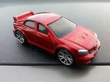 Motor Max 6143-6 Diecast Car Model Red 1:64 Scale