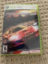 Ridge Racer 6 (Microsoft Xbox 360, 2005)