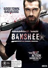 Banshee Complete Series : Season 1 2 3 4 : NEW DVD Box Set