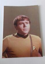 "STAR TREK - Pavel Chekov Walter Koenig Original Series 6""X4"" Postcard Lot 7 Pic"