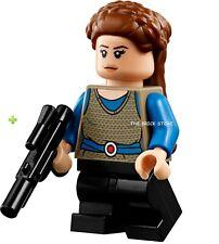 LEGO STAR WARS - PADME NABERRIE (AMIDALA) (MEDIUM LEGS) FIGURE  + GIFT - NEW