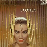 Martin Denny - Exotica [New Vinyl LP] Black