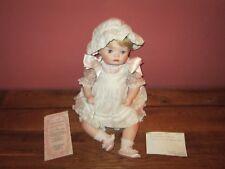 """1989 """"Jessica"""" Heritage Dolls Hamilton Collection by Connie Walser Derek"""