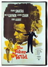 The Joker is Wild 1957 DVD Frank Sinatra, Jeanne Crain, Mitzi Gaynor