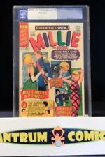 Millie the Model Annual #5 graded 9.4 by Cggroup World - 50+ years old comic