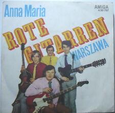 "ROTE GITARREN - Anna Maria - 7""-Single"