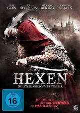 Hexen - Die letze Schlacht der Templer (DVD, 2011) NEU + OVP, Luke Goss